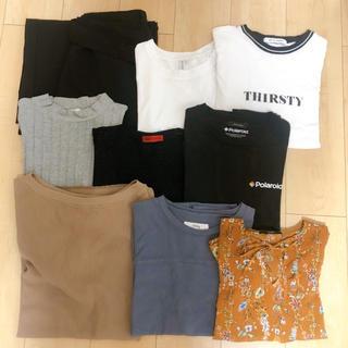エモダ(EMODA)の夏服 レディース まとめ売り(Tシャツ(半袖/袖なし))