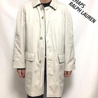ラルフローレン(Ralph Lauren)のラルフローレン ロングコート  メンズ 古着 トレンチコート ジャケット(トレンチコート)