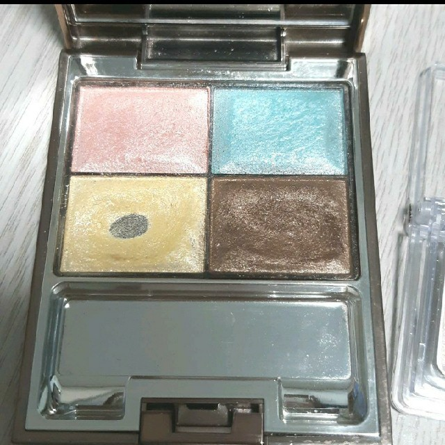 LUNASOL(ルナソル)のルナソル オーシャンシーンアイズ colorful ocean コスメ/美容のベースメイク/化粧品(アイシャドウ)の商品写真