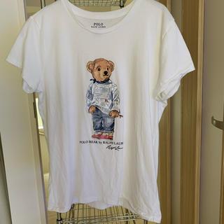 ポロラルフローレン(POLO RALPH LAUREN)のPOLOラルフローレン♡Tシャツ(Tシャツ(半袖/袖なし))
