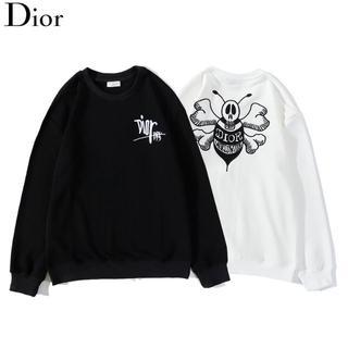 ディオール(Dior)のDIOR 2102 Tシャツ/長袖 ロゴ 2枚12000円(Tシャツ/カットソー(七分/長袖))