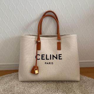 celine - CELINE セリーヌ 19/20AW ホリゾンタル キャンバストート