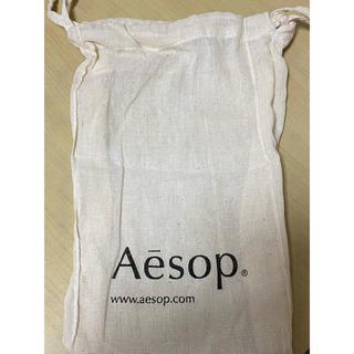 イソップ(Aesop)のAesop ショップバッグ 巾着(ショップ袋)