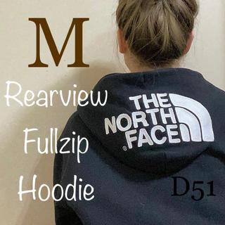 THE NORTH FACE - 【M】ノースフェイス★パーカー★リアビューフルジップフーディ★NT11930★