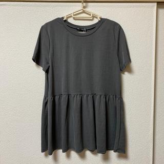 ZARA - ZARAフリルTシャツ