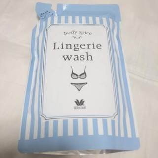 ワコール(Wacoal)のWacoal ランジェリーウォッシュ(詰め替え用)下着用洗剤(洗剤/柔軟剤)