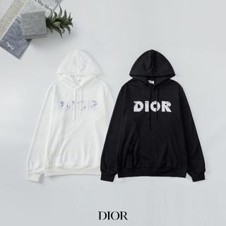 ディオール(Dior)のDIOR 2100 パーカー ロゴ  2枚14000円送料無料 (パーカー)