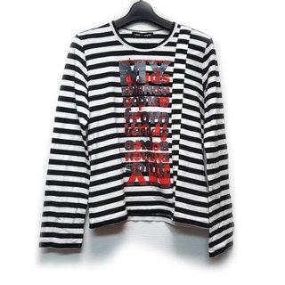 コムデギャルソン(COMME des GARCONS)のコムデギャルソン 長袖Tシャツ サイズM -(Tシャツ(長袖/七分))