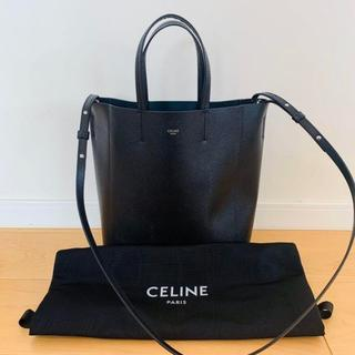 celine - 【美品】セリーヌ カバスモール 黒