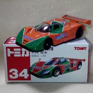 トミカ No. 34 マツダ  787B