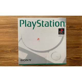 プレイステーション(PlayStation)のプレイステーション 本体(家庭用ゲーム機本体)
