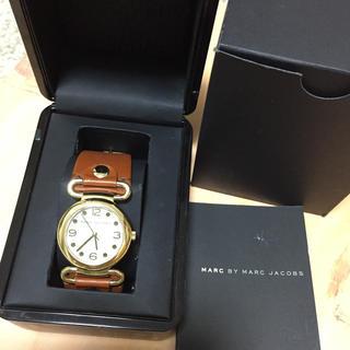 マークバイマークジェイコブス(MARC BY MARC JACOBS)のMARC BY MARC 腕時計(腕時計)