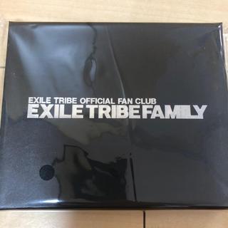 エグザイル トライブ(EXILE TRIBE)のEXILE ファンクラブ特典(名刺入れ/定期入れ)