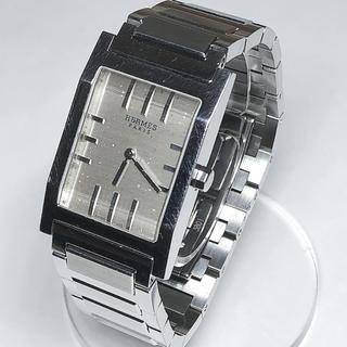 エルメス(Hermes)のHERMES エルメス タンデム TA1.710 クォーツ メンズ(腕時計(アナログ))