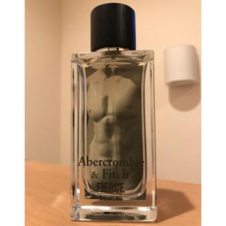 アバクロンビーアンドフィッチ(Abercrombie&Fitch)のAbercrombie&Fitch Fierce  50ml  香水(ユニセックス)