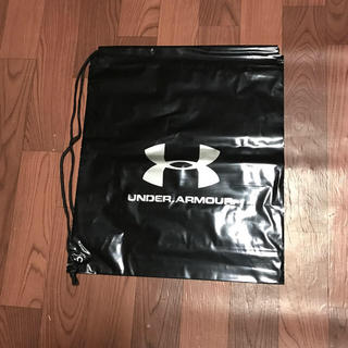 アンダーアーマー(UNDER ARMOUR)のアンダーアーマー 3枚組 ショップ袋 バックパック ボディーバック ミニバック(バッグパック/リュック)