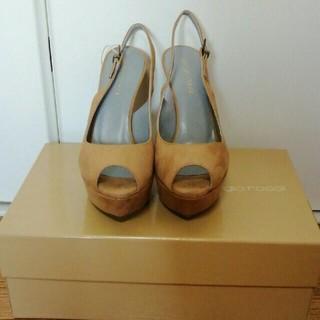 セルジオロッシ(Sergio Rossi)の新品 セルジオロッシ サンダル パンプス 靴 ヒール (ハイヒール/パンプス)