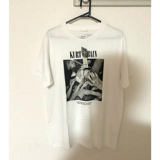 GU - GU グラフィックT Kurt Cobain カート・コバーン Tシャツ