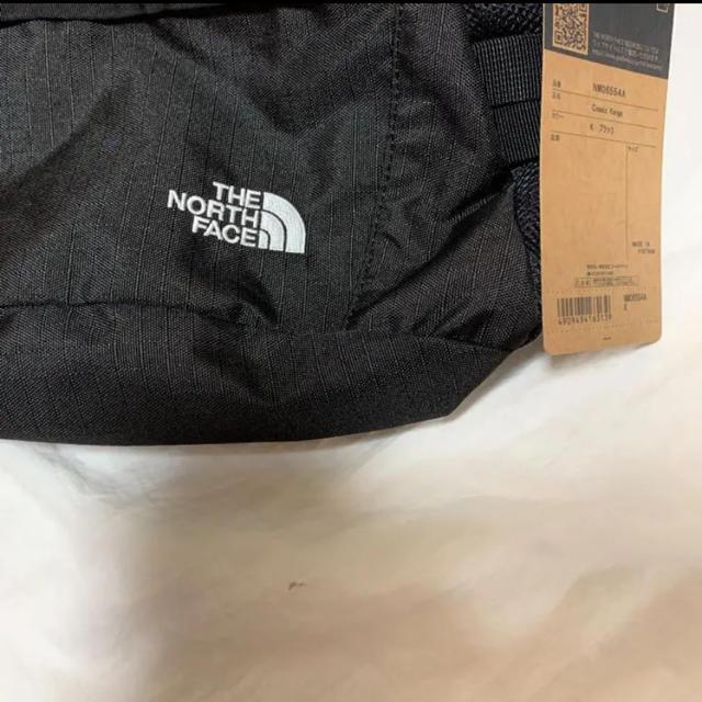 THE NORTH FACE(ザノースフェイス)のノースフェイス   ウエストバッグ  クラシックカンガ ブラック メンズのバッグ(ウエストポーチ)の商品写真