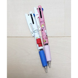 スヌーピー(SNOOPY)のSNOOPY×ジェットストリーム   3色ボールペンセット(バラ売り不可)(ペン/マーカー)