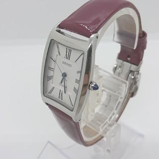 セイコー(SEIKO)のSEIKO セイコー エクセリーヌ  レディース 腕時計 シルバー(腕時計)