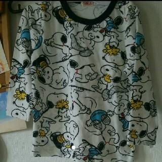 スヌーピー(SNOOPY)の未使用 スヌーピー ロンT 95(Tシャツ/カットソー)