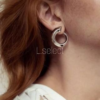アダムエロぺ(Adam et Rope')の316.round curl pierce(ピアス)