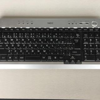 エヌイーシー(NEC)のキーボード(PC周辺機器)