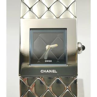 CHANEL - CHANEL  シャネル マトラッセ 時計