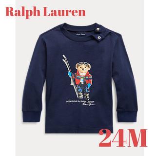 ポロラルフローレン(POLO RALPH LAUREN)のポロ ベア ラルフローレン Tシャツ 18-24ヶ月(Tシャツ/カットソー)
