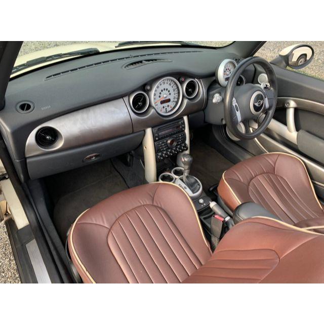 BMW(ビーエムダブリュー)の全コミ55万円❗️調子絶好調❗️MINI クーパーS コンバーチブル❗️ 自動車/バイクの自動車(車体)の商品写真