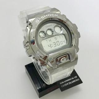 ジーショック(G-SHOCK)の新作Gショック GM-6900SCM-1JF スケルトンカモフラージュ(腕時計(デジタル))