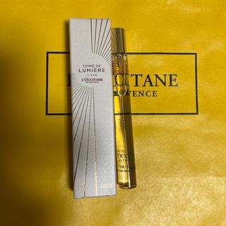 L'OCCITANE - ロクシタンテールドルミエールオードトワレ