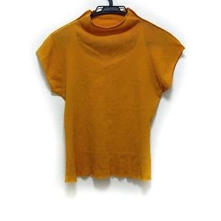 イッセイミヤケ(ISSEY MIYAKE)のイッセイミヤケ 半袖セーター サイズ2 M(ニット/セーター)