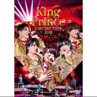 Johnny's - King&Prince CONCERT TOUR 2019(通常盤)DVD