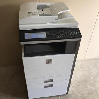 SHARP - シャープデジタルフルカラー複合機業務用コピー機