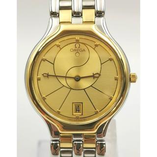 オメガ(OMEGA)のOMEGA オメガ De Ville シンボル デイト K18YG/SS 時計(腕時計)