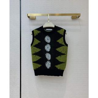 ディオール(Dior)のディオール Tie & Dior ジャカードニット(ニット/セーター)