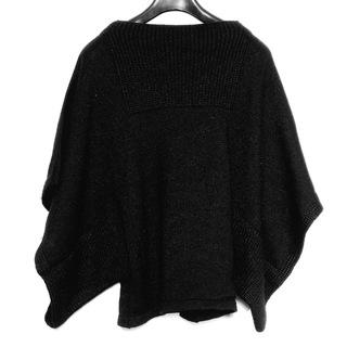 イッセイミヤケ(ISSEY MIYAKE)のイッセイミヤケ 七分袖セーター サイズ2 M(ニット/セーター)