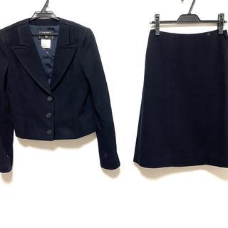 シャネル(CHANEL)のシャネル スカートスーツ サイズ38 M美品 (スーツ)