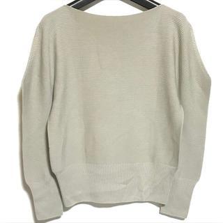 イッセイミヤケ(ISSEY MIYAKE)のイッセイミヤケ 長袖セーター サイズ2 M(ニット/セーター)