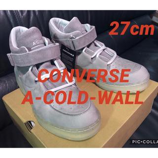 オフホワイト(OFF-WHITE)のCONVERSE  A-COLD-WALL ERX 260 MID ACW(スニーカー)