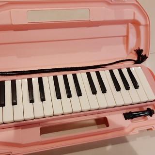 スズキ(スズキ)の☆値下げ[訳あり]MELODION  鍵盤ハーモニカ ピアニカ(手さげバック付)(その他)