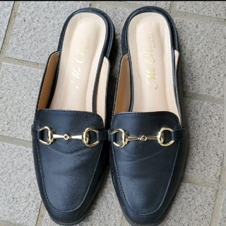 イング(INGNI)の値下げ中 ビット バブーシュ(ローファー/革靴)