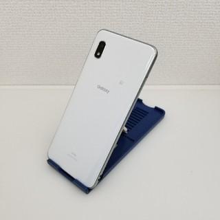 SAMSUNG - 528 au SIMロック解除済 SCV46 Galaxy A20