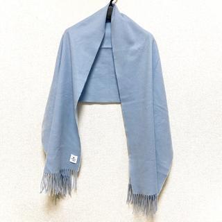 ランバンオンブルー(LANVIN en Bleu)のランバンオンブルー マフラー美品  -(マフラー/ショール)
