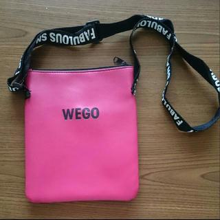 ウィゴー(WEGO)のWEGO ショルダーバッグ(ショルダーバッグ)