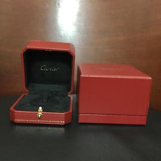 Cartier - カルティエ 空箱 リングケース