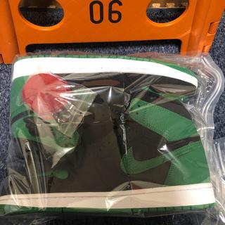 ナイキ(NIKE)のNike Air Jordan 1 Retro Pine Green(スニーカー)