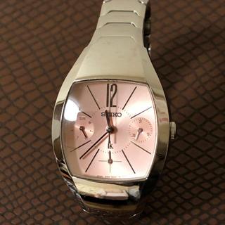 セイコー(SEIKO)のSEIKO LUKIA レディース腕時計 新電池入(腕時計)